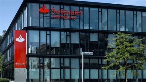 santanderconsumer bank santander startet auktionsplattform autohaus de