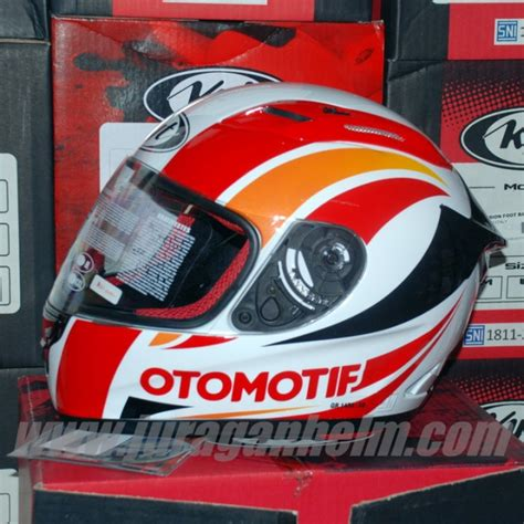 Helm Kyt Otomotif Kyt Helm Rc Seven Otomotif Special Edition The