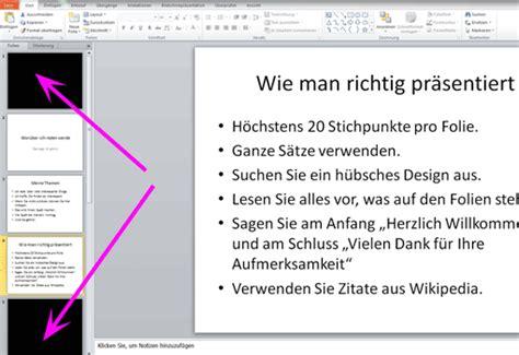Wie Benutzt Ein Bd Richtig by 7 Einfache Tipps F 252 R Den Umgang Mit Powerpoint Lehrerfreund