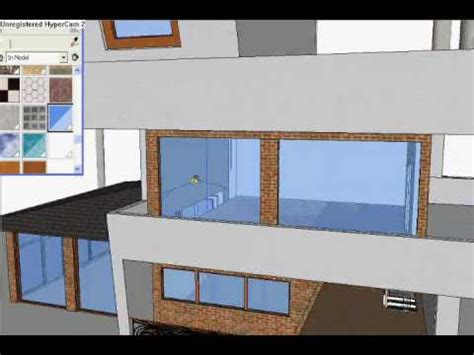 house design sketchup youtube sketchup modern house design not finished youtube