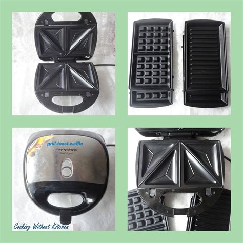 Toaster Waffle cooking without kitchen do you plan to buy a sandwich