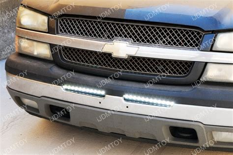 chevy silverado led light bar mount 100w high power led light bar for chevrolet 1500 2500hd