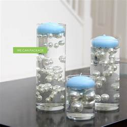 Clear Glass Beads For Vases Diy Wedding Centerpiece Ideas Do It Yourself Pearl