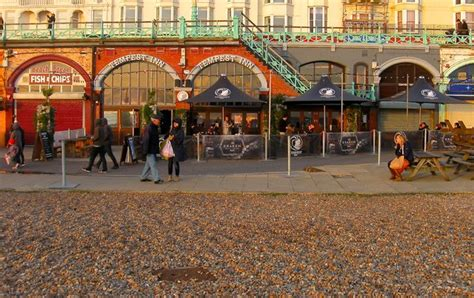 top 10 bars in brighton the 10 best bars on brighton s seafront england