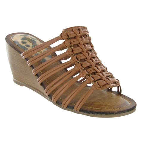 bare traps ilisha wedges