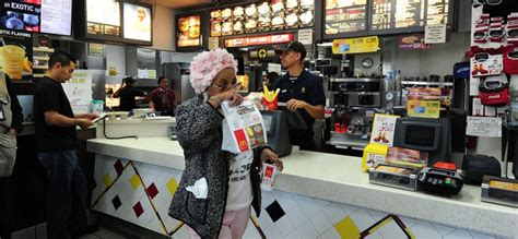 Mc Kitchen Menu by Ruling Paves Way For Easy Unionizing At Fast Food Chains