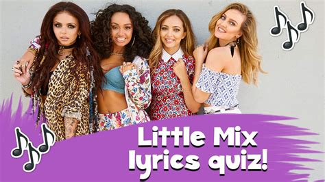 little mix quiz which member are you take our little mix lyrics quiz fun kids the uk s