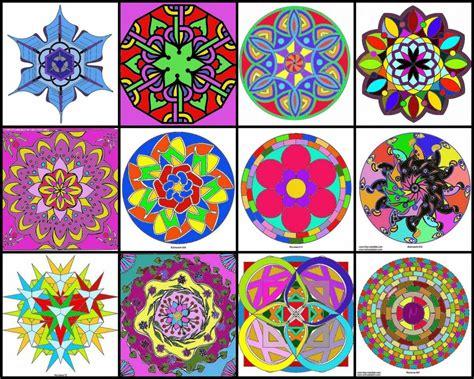 como se realizan las mandalas con cd el mundo en colores mandalas c 211 mo dibujarlos
