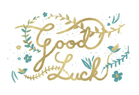 free printable luck card template luck free printable luck card greetings
