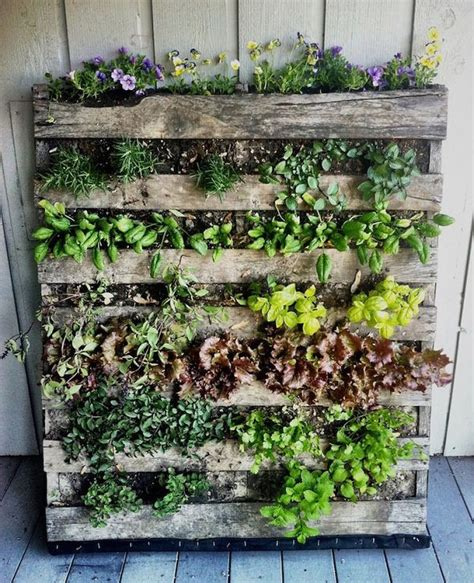 Vertical Gardening Ideas 16 Genius Vertical Gardening Ideas For Small Gardens Balcony Garden Web