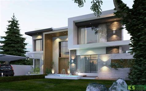 House Designs Floor Plans Usa by Modern Villa Design That Will Blow Your Mind Youtube