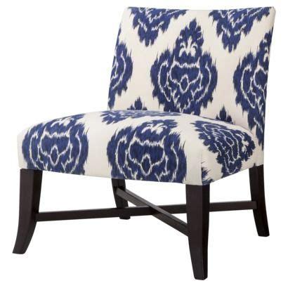 target blue chair owen x base slipper chair blue from target i