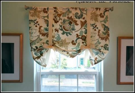 tie up curtain pattern roman shade curtains pattern curtains home design