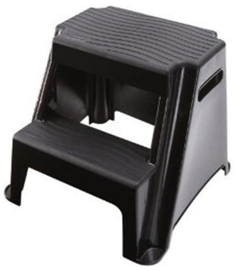 Rubbermaid 2 Step Molded Plastic Step Stool by Rubbermaid 2 Step Molded Plastic Stool Momvault