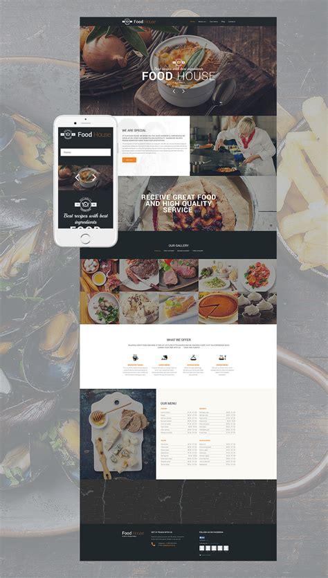 drupal site templates cafeteria drupal template