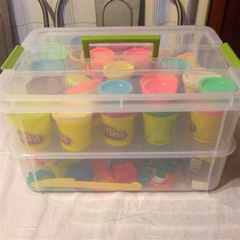 Playdoh Closet 17 best ideas about organization on