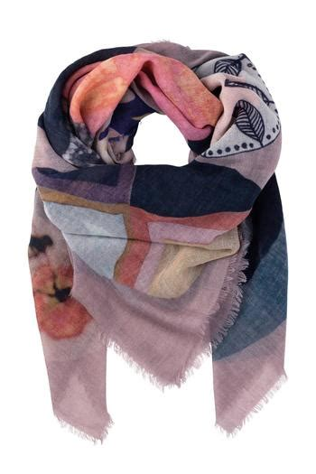 Kalung Fashion Import Jan 025 becksondergaard wisteria wool scarf from toronto by canon blanc shoptiques