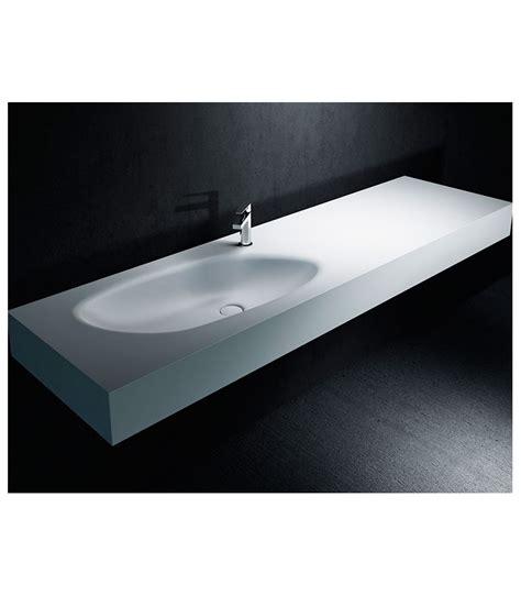 lavabo corian sun bajo 140 lavabo corian sun meubles salle bain