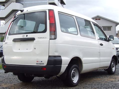 Toyota Townace Dx Toyota Townace Dx 1999 Used For Sale