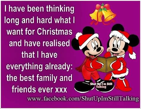 family  friends disney christmas quote pictures   images