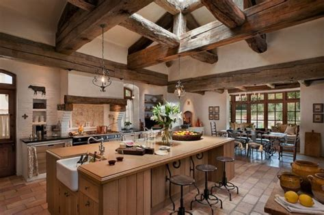 5 attention grabbing country kitchen lighting ideas home create a classic french rustic country style kitchen