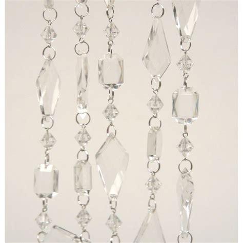 Acrylic Chandeliers Wholesale Beaded Acrylic Chandelier Garland 262239 262541 Hanging Crystals