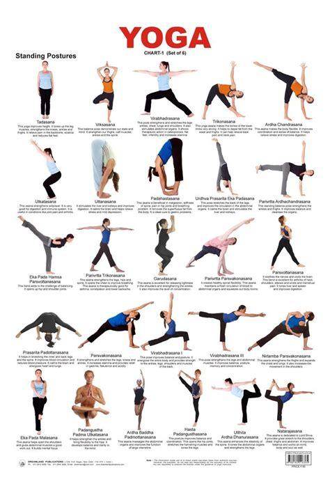 free printable hatha yoga poses best 25 yoga poses chart ideas on pinterest yoga chart