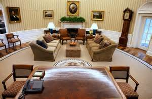 What Does The Oval Office Look Like Today A New Look For The Oval Office