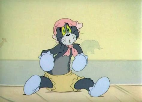 Tom The Baby by Baby Tom And Jerry Tom And Jerry Baby Puss Tom