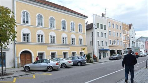 adolf hitler house austria wants to seize adolf hitler s birth house