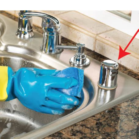Kitchen Sink Air Gap How To Install A Dishwasher Air Gap Kit Plumbtile S