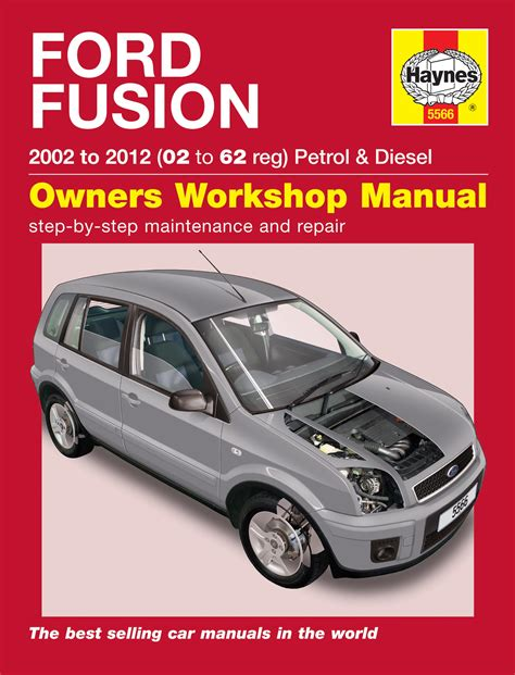 car repair manuals download 2002 ford th nk electronic valve timing haynes 5566 ford fusion petrol diesel 02 11 02 61 workshop manual haynes 5566 service