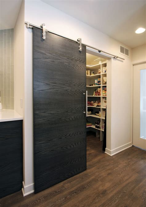 Pantry With Sliding Doors by Pantry With Sliding Door Snellink Builders