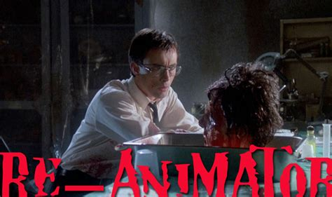 Watch Re Animator 1985 So It S October And It S Time To Watch Horror Movies Cinema Shame