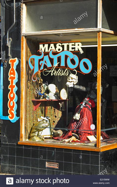 tattoo parlour old street tattoo shop george street hastings old town east sussex