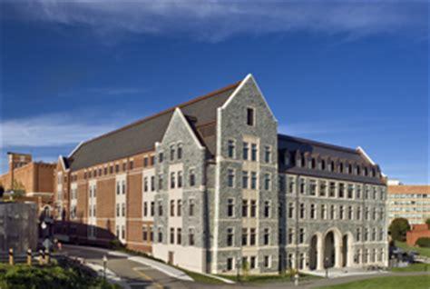 Georgetown Mcdonough Mba Gpa by Rafik B Hariri Building Mcdonough School Of Business