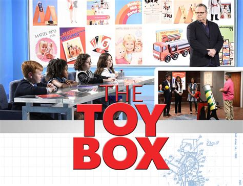 the toys abc and mattel team up for the box the toyark news