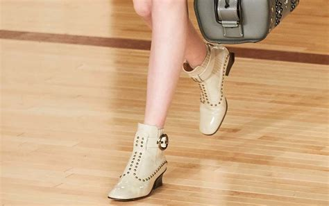 coach new york shoes check out all the best runway shoes from new york fashion