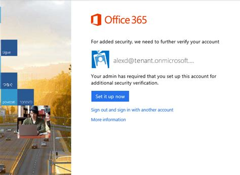 Office 365 Portal Reset Password Multi Factor Authentication For Office 365 Office Blogs