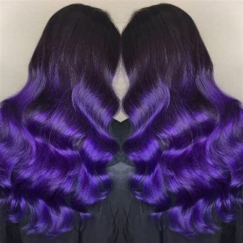 black n purple hair the gallery for gt black with purple the gallery for gt black hair light purple tips