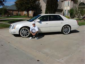 2008 Cadillac Dts Wheels 22 Wheels For Cadillac Dts