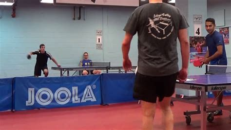 2017 pa state table tennis chionships open rr youtube