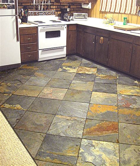 tiled kitchen floor ideas kitchen design ideas 5 kitchen flooring ideas for