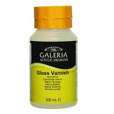 Vernish Glossy Doff 500 Ml galeria medium gloss varnish 500ml craftyarts co uk
