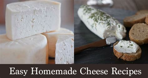 Handmade Cheese - easy cheese recipes thrifty t s treasures