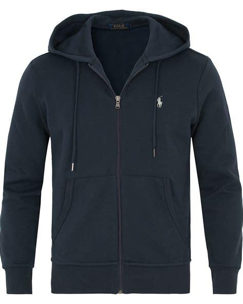 Hoodie Navy Polos polo ralph zip hoodie navy hos careofcarl