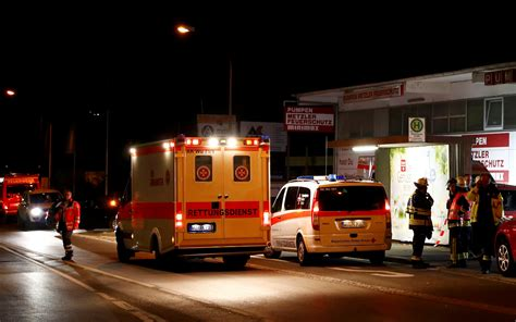 axe attack in germany w 252 rzburg train ax attack afghan refugee killed for