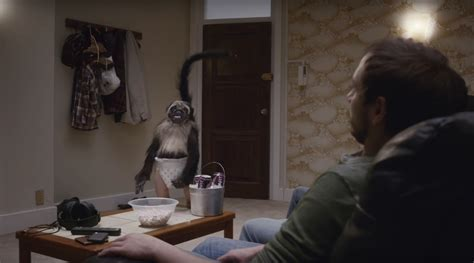 puppy monkey baby new year mountain dew bowl ad for puppymonkeybaby business