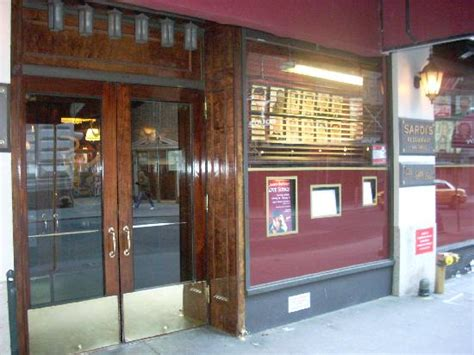 Restaurant Front Doors Sardi S Front Door Picture Of Sardi S Restaurant New