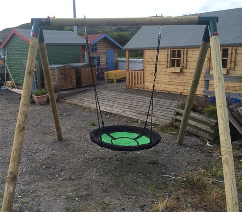 basket swings basket swing garden o rourke playscapes playground